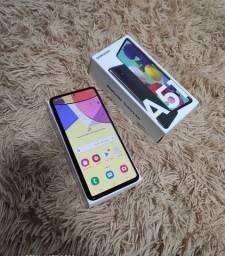 Galaxy A51 Completo Nota e Garantia 128 Giga