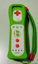 Controle Wii motion plus do Yoshi