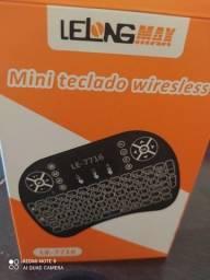 Mini teclado Wiresless