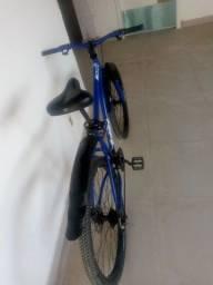 Bicicleta azul aro 27,5