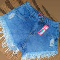 Vendo lindos shortes jeans