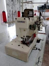 Máquina de costura Colarete Kansai Special WX-8803D/ ACEITO CARTÃO DE CREDITO E DÉBITO