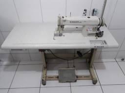 Maquina de Costura Reta Industrial Singer 12x 119