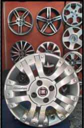Título do anúncio: Roda aro 14 Fiat  strada adventure