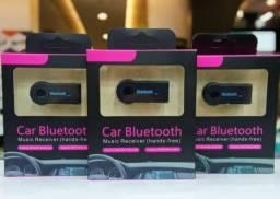 Bluetooth P/ Som de Carro - Pronta Entrega