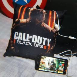 Almofada gamer call of duty
