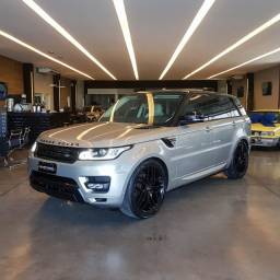 LAND ROVER RANGE ROVER SPORT 3.0 TURBO V6 SUPERCHARGED HSE