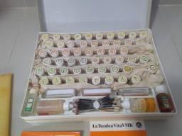 Kit de cerâmica odontológica Vita