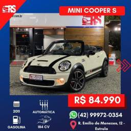 Mini Cooper S Cabrio 1.6 Turbo Aut. 2011