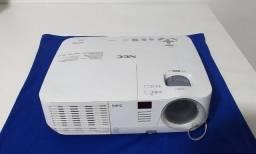 Datashow NEC - v260R - Completo Cabos e Funcionando Perfeitamente