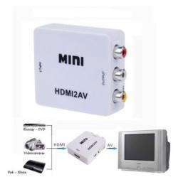 Adaptador HDMI Vídeo