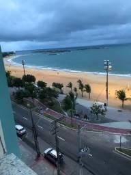 Alugo apto frente mar 3qts suíte 2 vagas Praia da Costa