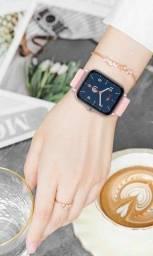 Lançamento smartwatch p8 Plus original aceitamos cartões