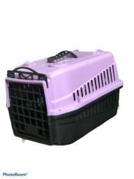 Casinha para transporte/ ção e gato