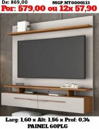 Painel de televisão até 60 Plg Super Lindissimo - Promoção em Maringa