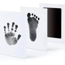 Carimbo Print Lembrança Mão/pé Para Bebês