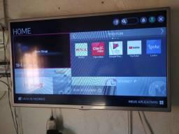 Vendo smart tv 32 polegadas não faço troca preço 800