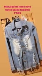 Jaqueta max jeans