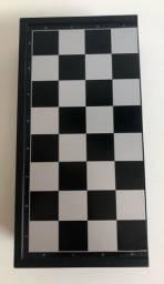 Jogo xadrez magnético