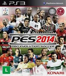 PES 2014 game ps3