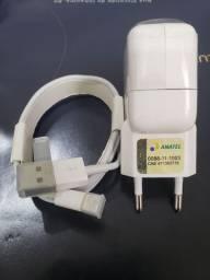 Carregador USB-C de 20W para iPad Pro e iPhone Branco - Apple - MHJG3BZ/A<br><br>