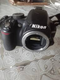 Lente e câmera