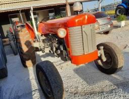 Trator Massey Ferguson 65x 1974