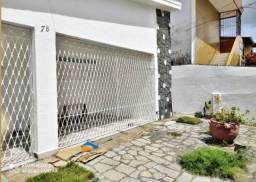 Casa Ampla, Ventilada, Nascente,Torre, 4quartos, Muro e Jardim