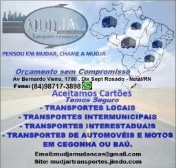 Mude Já Mudanças & Transportes