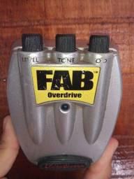 Pedal de overdrive FAB