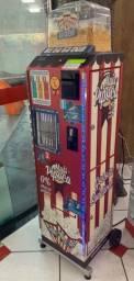 Alugo máquina de pipoca automática