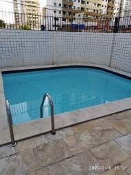 Ótimo apartamento a 400m do mar em Manaíra, com 03 quartos.