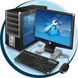 Conserto e Manutenção de computador e notebook