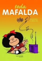 Livro Toda Mafalda - da Primeira à última tira