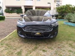 Ford Fusion Titanium Ecoboost FWD 2014 - Unico dono