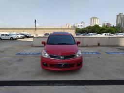 Nissan Tiida SL 1.8 mec 2012 - teto solar
