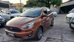Ford ka lindo muito novo, carro sem detalhes