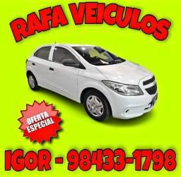 ONIX JOY 1.0 2018 NA RAFA VEICULOS, FALAR COM IGOR r490**