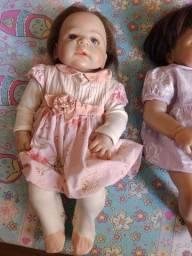 Bonecas Bebê reborn