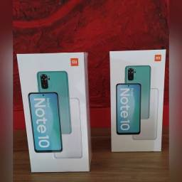 Redmi Note 10 4GB / 128GB Armazenamento (Novo Lacrado na Caixa)