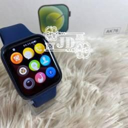 Relógio inteligente Iwo ak76 - diversas funções, alta qualidade