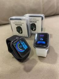 Smartwatch D20/Y68 (entrega grátis)