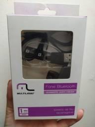 Fone de ouvido bluetooth - Multilaser