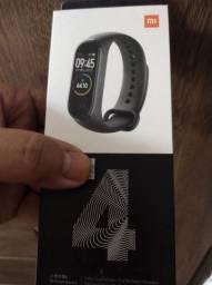 Smartwatch Mi Band 4 original na caixa