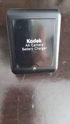 Carregador de pilhas AA Kodak para 2 pilhas