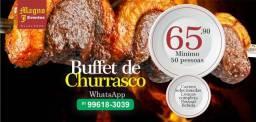 Título do anúncio: Buffet de Churrasco em domicílio (por pessoa)