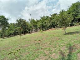 Sitio no povoado tapuia