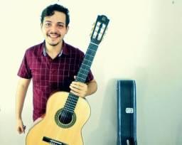 Aulas de Violão (Popular e Clássico) e Guitarra Elétrica