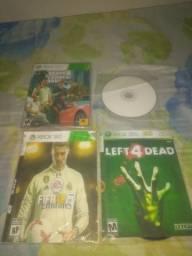 Jogos Xbox 360 GTA, Pés 18 ,Fifa 18 , Pra xbox destravado