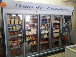 Freezer Expositor REFRIMATE 5 Portas